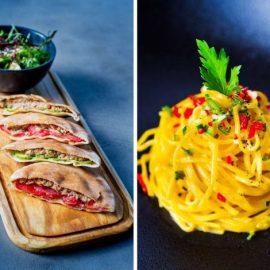 Ο καταξιωμένος σεφ Κωνσταντίνος Λώλας έχει επιμεληθεί νέες προτάσεις μεσογειακής κουζίνας με διεθνείς επιρροές