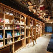 Οι βιβλιοφάγοι βρίσκουν εδώ τον επίγειο παράδεισο