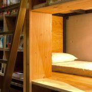 Το δωμάτιο ή, καλύτερα, η κουκέτα του ύπνου