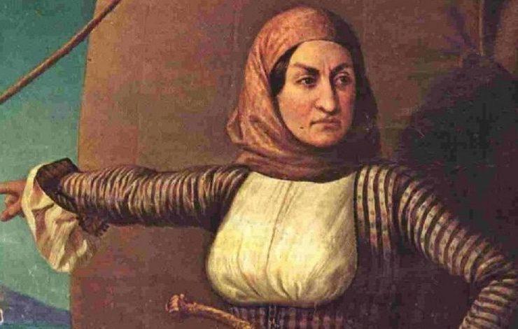 Η Μπουμπουλίνα και άλλες επαναστάτριες της ιστορίας!