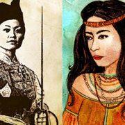 Ching Shih, βασίλισσα έγινε ο φόβος και ο τρόμος στα νερά της Κινεζικής Θάλασσας // Nanyehi (Nancy Ward) πολεμίστρια της φυλής των Τσερόκι