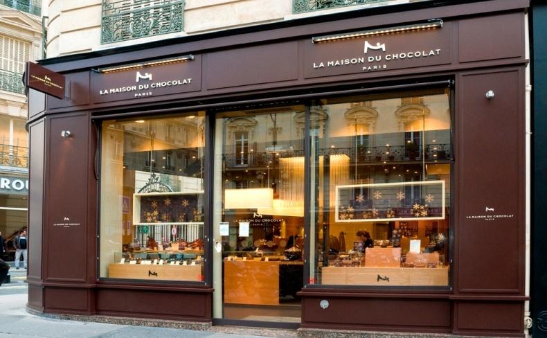 Με έτος ίδρυσης το 1977, το La Maison du Chocolat στο Παρίσι δημιουργεί με τις καλύτερες πρώτες ύλες, σοκολατένιες απολαύσεις