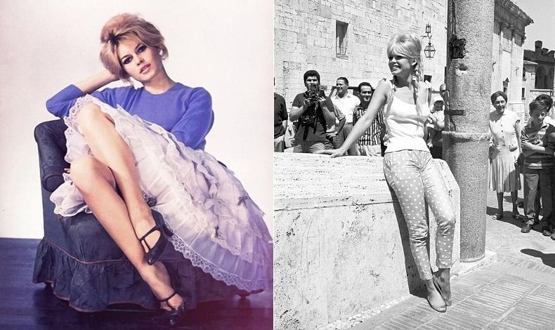 Είτε φορούσε ένα απλό λευκό τοπ με τζιν είτε μια μακριά φούστα, η θηλυκότητά της ήταν φυσική και ανεπιτήδευτη και δύσκολα μπορούσε να περιοριστεί.