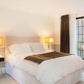 Άνεση και στιλ στην Penthouse Suite του νεοϋρκέζικου ξενοδοχείου