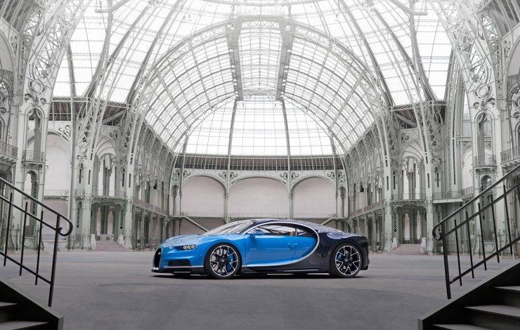 Η νέα Bugatti Chiron, πιάστην αν μπορείς!