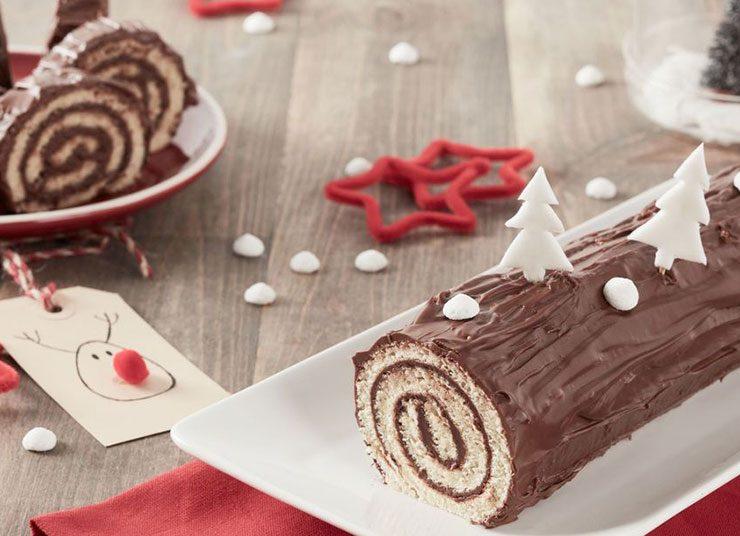 Βuche Noel: Ο πιο γλυκός… κορμός από τη Γαλλία!