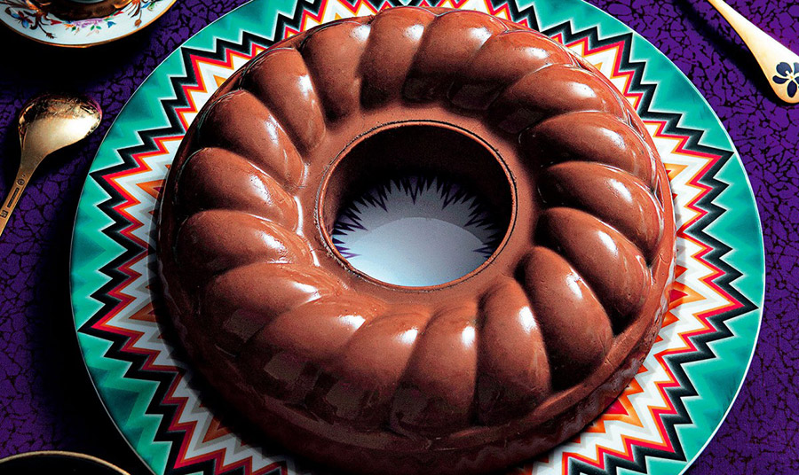Βudino: Η ωραιότερη πουτίγκα σοκολάτας από την οικογένεια Missoni!