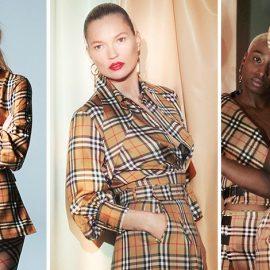 Η νέα καμπάνια Burberry x Vivienne Westwood εντυπωσίασε!