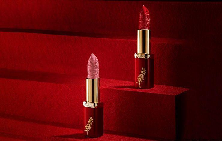 Iconic Cannes: Μία λαμπερή συλλεκτική σειρά μακιγιάζ