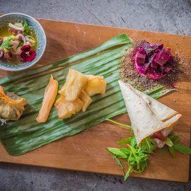 Εδώ μπορείτε να απολαύσετε νοστιμιές από την ελληνική και τη διεθνή κουζίνα
