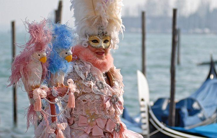 Καρναβάλι Βενετίας, τι φαντασία!