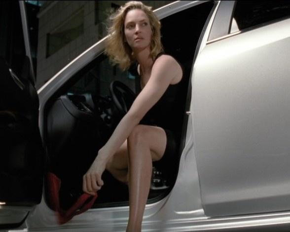 H Ούμα Θέρμαν στο διαφημιστικό της Alfa Romeo