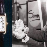 Cartier Tank: κυνηγώντας τον πολύτιμο χρόνο