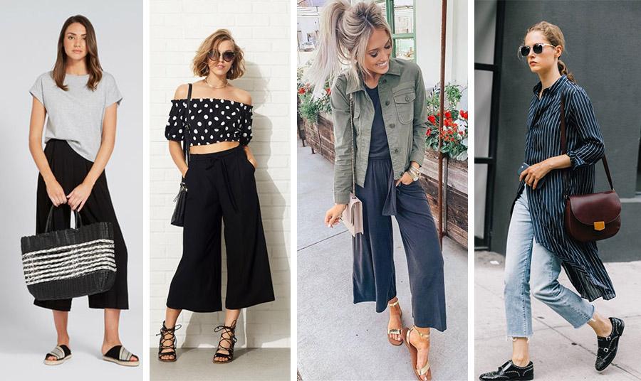 Το smart casual είναι ο συνδυασμός ενός επαγγελματικού look με ένα ανάλαφρο ύφος. Φαρδιά παντελόνια, πουκάμισα σε χαλαρές γραμμές συνδυάζονται με φουλάρια, μακριά σκουλαρίκια ή ιδιαίτερα παπούτσια και τσάντες