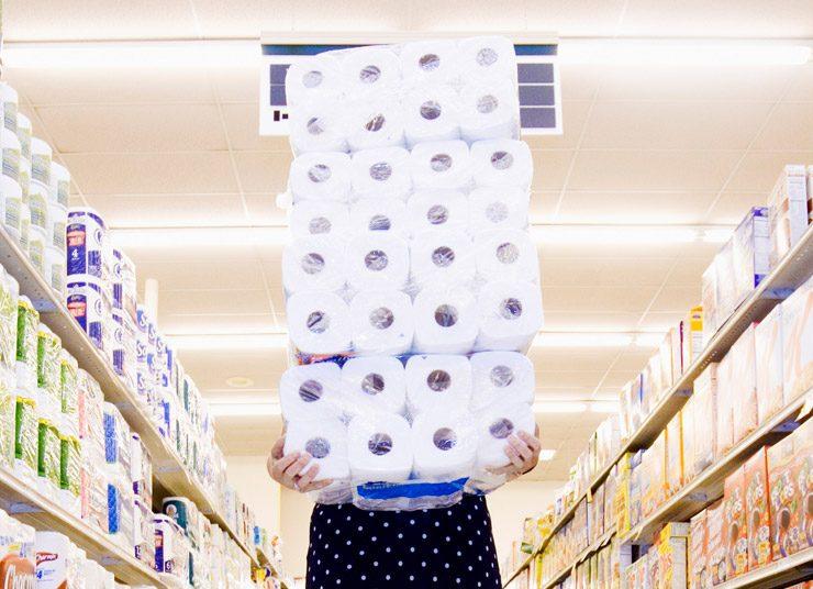 Γιατί ο κόσμος έχει πάθει πανικό με το χαρτί υγείας;