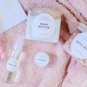 DIY δώρο: Ένα σετ με φυσικά προϊόντα ομορφιάς!
