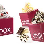 Σε ένα παγωμένο κουτί!