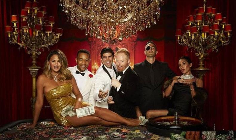 Η Chrissy Teigen και το εξωφρενικό πάρτι γενεθλίων για τον John Legend!