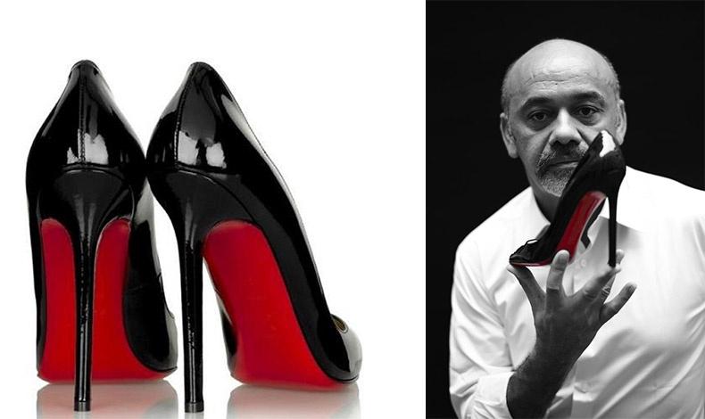O σχεδιαστής και τα πολυπόθητα παπούτσια του
