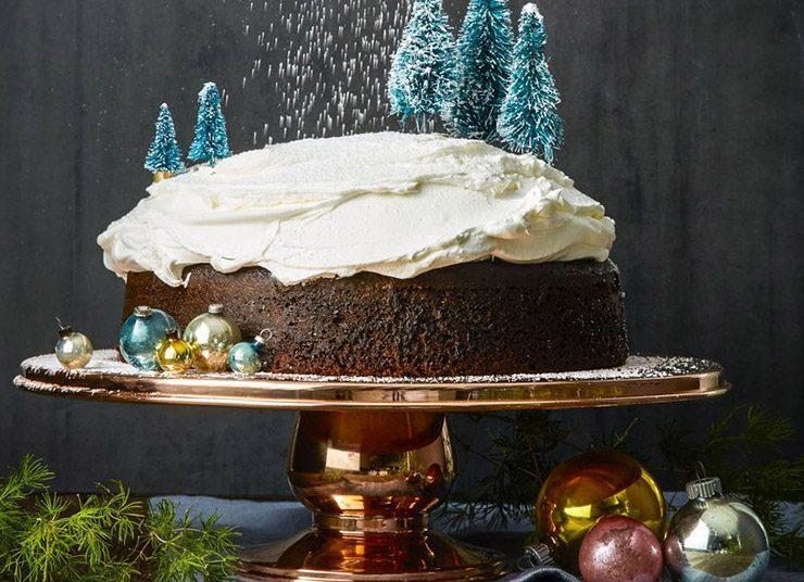 Χριστουγεννιάτικη τούρτα: Τόσο υπέροχη, τόσο εύκολη!