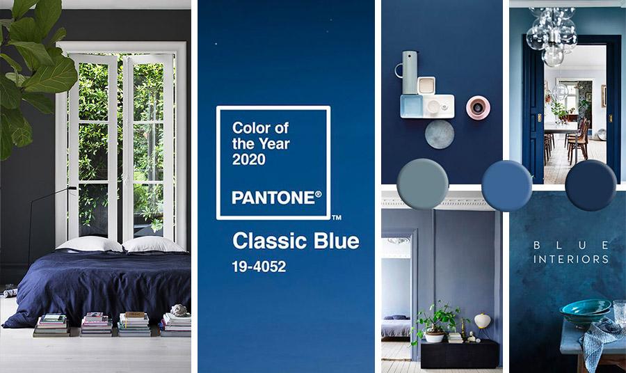 Το Classic Blue μπορεί να είναι αριστοκρατικό, ελιτίστικο αλλά και χωρίς όρια. Μπορεί να είναι μοντέρνο, αιχμηρό αλλά και προσιτό