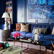 Μία υπέροχη πρόταση διακόσμησης στα… μπλε!