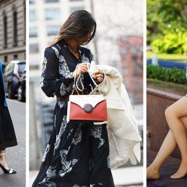 Μία τσάντα με λαμπερό χρώμα θα ταιριάξει εύκολα με τα ρούχα σας σε μαύρο, λευκό, μπλε ή γήινες αποχρώσεις.