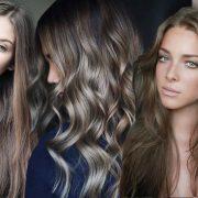 Το απόλυτο χρώμα μαλλιών της σεζόν: Το ash brown ή «σταχτί-καστανό»