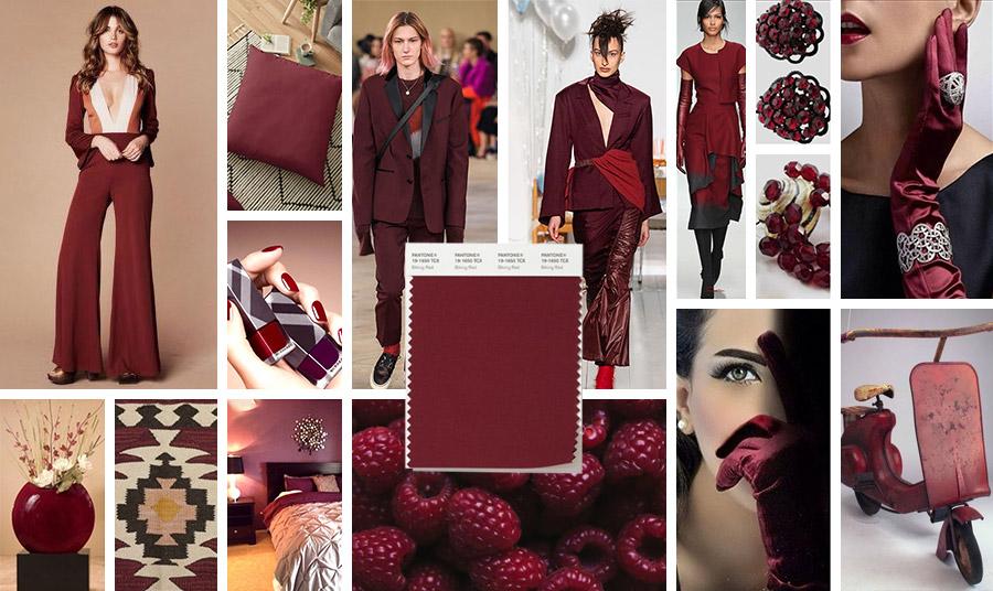 Ένα πιο ψυχρό μπορντό χρώμα, το biking red, είναι βέβαιον ότι θα φορεθεί κατά κόρον τη φετινή χρονιά. Από τον Salvatore Ferragamo μέχρι τη Chanel η συγκεκριμένη απόχρωση «υπογράφει» την κομψότητα!