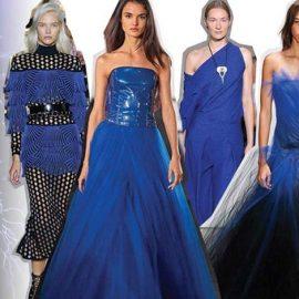 Το μπλε ελεκτρίκ μπορεί να δείχνει κάπως δύσκολο να φορεθεί αλλά κανείς δεν μπορεί να αρνηθεί ότι κλέβει την παράσταση