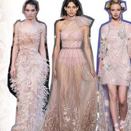 Οι παστέλ αποχρώσεις του ροζ και τα nudes λατρεύονται από σχεδόν όλες τις γυναίκες. Αν μάλιστα συνδυαστούν, το αποτέλεσμα είναι ένα ροζέ nude χρώμα που κολακεύει σχεδόν όλους τους τόνους επιδερμίδας