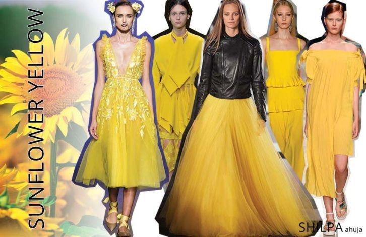 Ναι, το κίτρινο είναι τάση! Επιλέξτε από μία μεγάλη γκάμα αποχρώσεων και φωτίστε την γκαρνταρόμπα σας με τη λάμψη του ήλιου