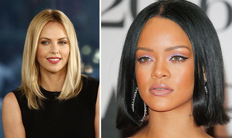 Καρέ και ίσιες άκρες όπως της Σαρλίζ Θερόν ή κοντύτερο καρέ όπως της Rihanna; Ό,τι κι αν διαλέξετε, το κούρεμα αυτό χαρίζει περισσότερο όγκο στα μαλλιά