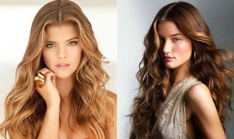 Είναι αλήθεια πως τα μακριά μαλλιά κάνουν το πρόσωπό μας να δείχνει πιο μακρύ, ανεξάρτητα από το σχήμα του, και κατά συνέπεια πιο αδύνατο!