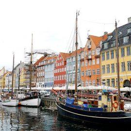 Οι κάτοικοι της Κοπεγχάγης απολαμβάνουν έναν χαλαρό και πολύ φιλικό τρόπο ζωής