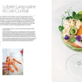 Μέσα από τις σελίδες του, το κοινό έχει την ευκαιρία να γνωρίσει και να δοκιμάσει στον δικό του χώρο βραβευμένα πιάτα