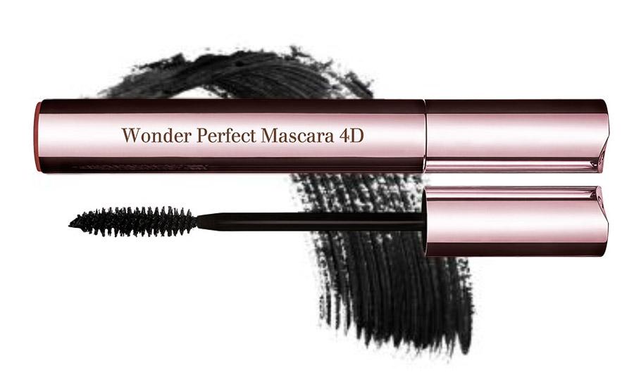 Τι θέλουμε από μία μάσκαρα; Μα φυσικά τα πάντα! Όγκο, μήκος, έντονη καμπύλη και τέλειο διαχωρισμό… οπότε η επιλογή της Wonder Perfect Mascara 4D είναι η απόλυτη επιλογή!