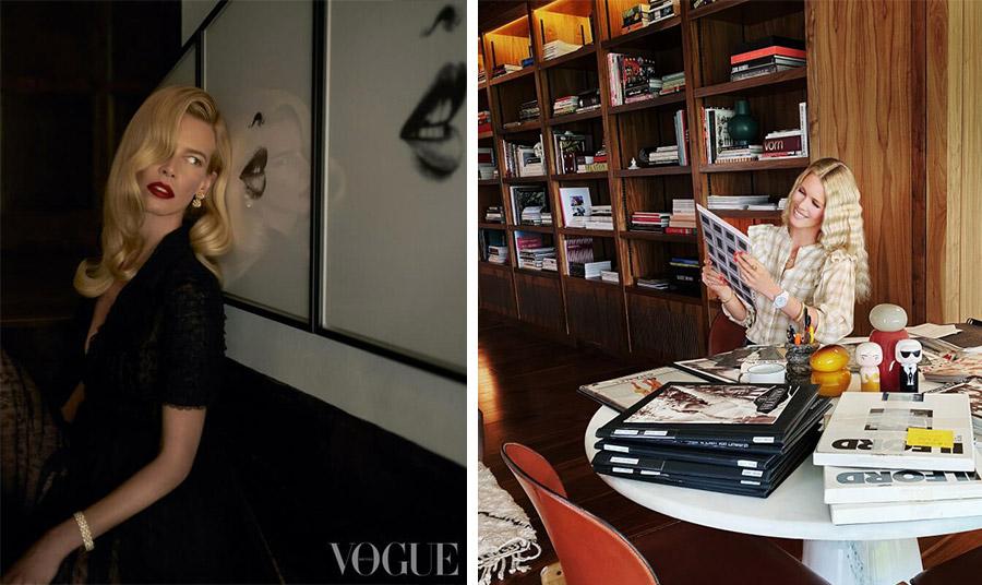 Πραγματικά επιτυχημένη, στα 51 της χρόνια, η Κλώντια παραμένει πανέμορφη και λαμπερή