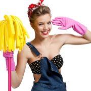 Το καθάρισμα του σπιτιού μας θέλει γνώση, έξυπνες κινήσεις και φυσικά συμμάχους! Τα προϊόντα της Scotch-Brite? μας λύνουν τα χέρια!