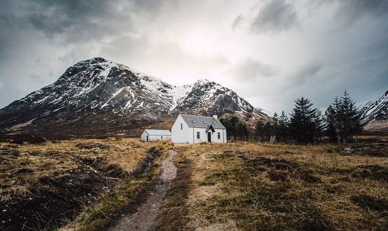Το θέμα δεν είναι να μετακομίσουμε στη Σκωτία, αλλά να οργανώσουμε μικρές αποδράσεις στις κοντινές μας εξοχές