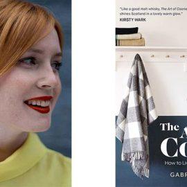 Η Gabriella Bennett, δημοσιογράφος και συγγραφέας του βιβλίου «Η Τέχνη του Coorie»