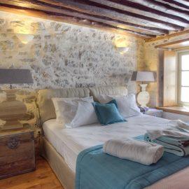 Ο Περιστερώνας, ένα από τα δωμάτια του ξενοδοχείου? για τέλειες στιγμές ανάπαυλας