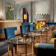 Το μπαρ του Cromlix ενδείκνυται για ένα χαλαρό ποτό κατά προτίμηση σκωτσέζικο ουίσκι