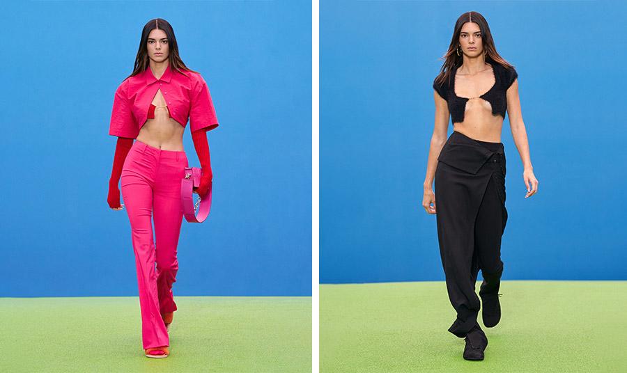 Τάση «Curtain top»: Τα σέξι «κουρτινάκια» της μόδας