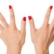 Τα δάχτυλά μας προδίδουν την προσωπικότητά μας!