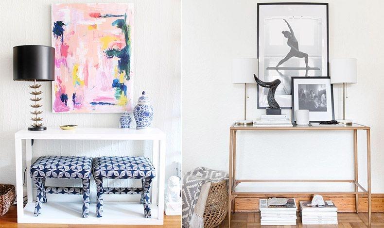 Τα μεγάλα έργα τέχνης και τα ανάλαφρα έπιπλα βοηθούν τον χώρο να δείχνει πιο άνετος και μεγαλύτερος
