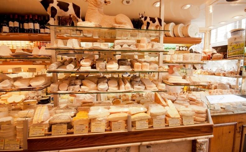 Barthélémy, πρόκειται για το μεγαλύτερο όνομα στον χώρο των γαλλικών τυριών, με πολλές παγκόσμιες διακρίσεις