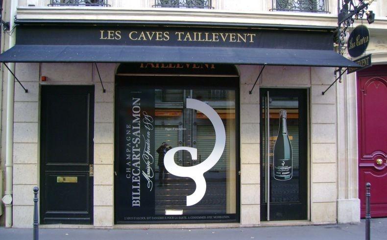 Στο Les Caves de Taillevent βρίσκει κανείς τα σπουδαιότερα κρασιά του γαλλικού και του παγκόσμιου αμπελώνα