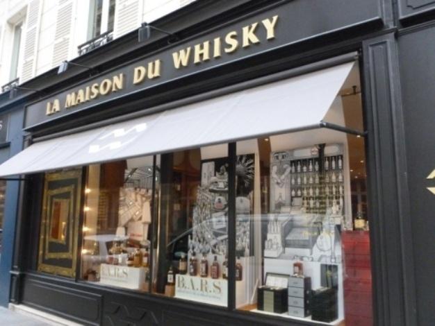 Η καλύτερη διεύθυνση για ουίσκι στο Παρίσι είναι το La Maison du Whisky