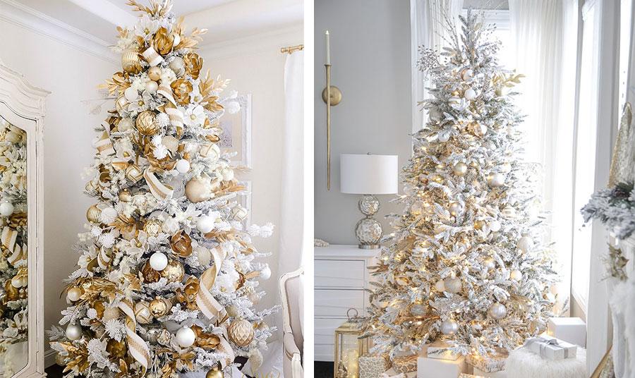 Λευκό, χρυσό και ασημί: Αυτό σημαίνει ότι λατρεύετε τον χειμώνα και την πολυτέλεια